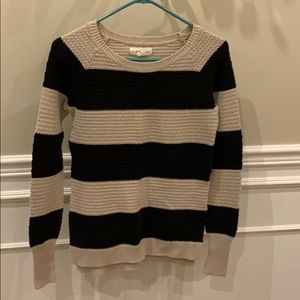 Comfy stripes sweater